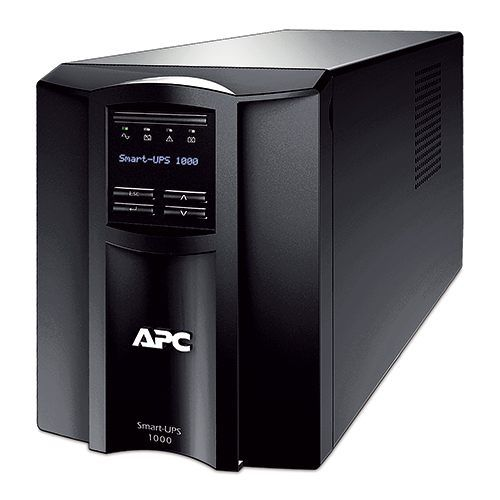 【新品/取寄品/代引不可】APC Smart-UPS 1000 LCD 100V オンサイト6年保証 SMT1000JOS6