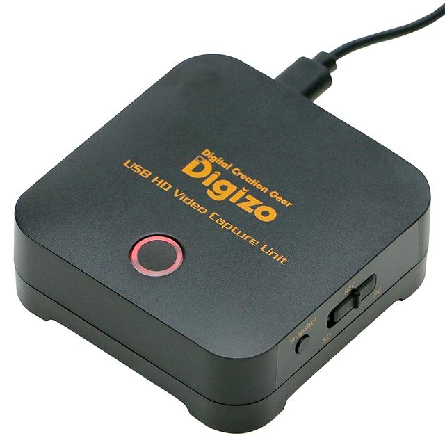 【新品/取寄品/代引不可】HDMIビデオキャプチャーユニット PCA-GHDAV
