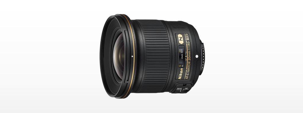 【新品/取寄品】Nikon AF-S NIKKOR 20mm f/1.8G ED