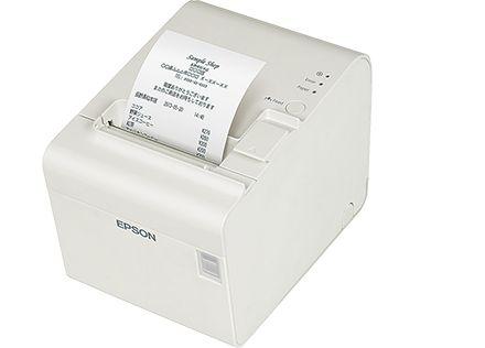 【新品/取寄品/代引不可】サーマルレシートプリンター TM-T90II TM902UD141