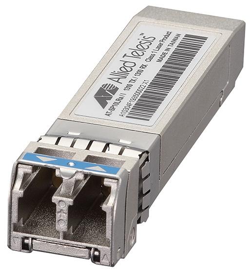 【新品/取寄品/代引不可】AT-SP10LRa/I-Z7[10GBASE-LR(LC)x1(最長10km)(デリバリースタンダード保守7年付)] 4498RZ7