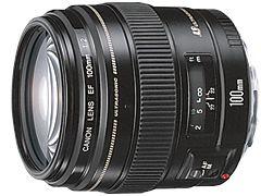 【新品/取寄品】EF100mm F2 USM EFレンズ B系 EF10020U