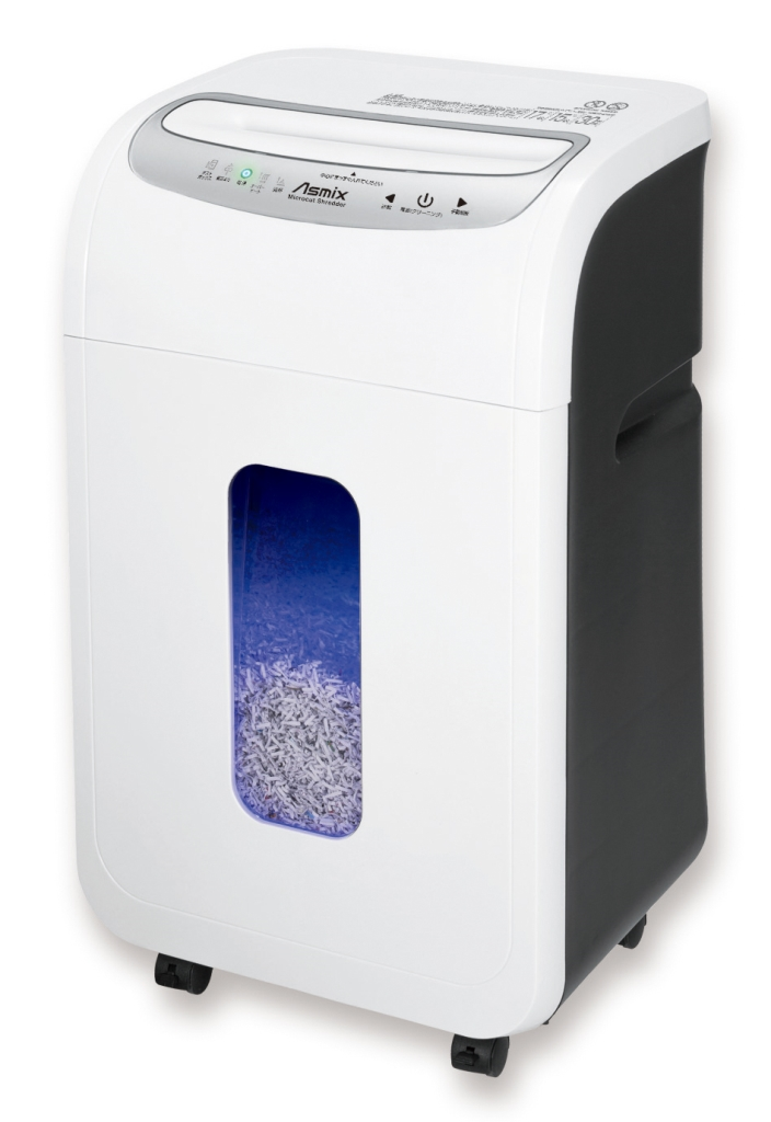 【新品/取寄品/代引不可】最大19枚細断できるマイクロカットシュレッダー。連続30分使用。マニュアルクリーニング機能搭載。 S70M