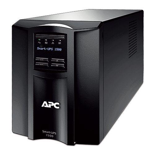 【新品/取寄品/代引不可】APC Smart-UPS 1500 LCD 100V 6年保証 SMT1500J6W