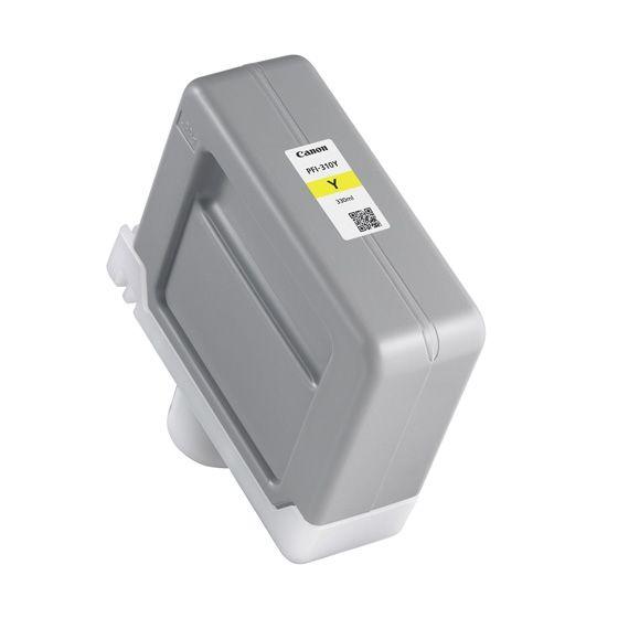 【新品/取寄品/代引不可】インクタンク PFI-310 Y[2362C001] PFI-310Y