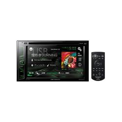 【新品/取寄品】6.2 V型ワイドVGAモニター DVD-V/VCD/CD/USB /チューナー・DSPメインユニット FH-6200DVD
