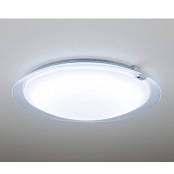 【新品/取寄品】パナソニック LEDシーリングライト HH-CC1264A [~12畳/調光・調色(昼光色~電球色)]