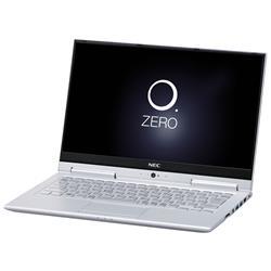 【新品/在庫あり】LAVIE Hybrid ZERO HZ750/GAS PC-HZ750GAS ムーンシルバー