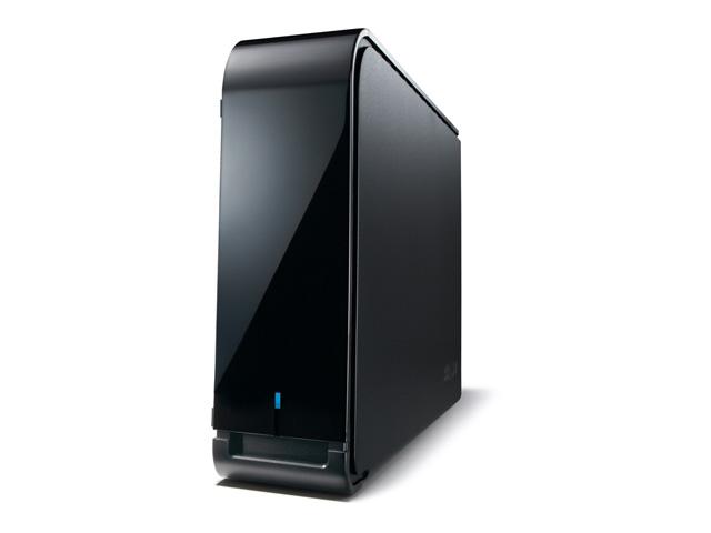 【新品/取寄品】ハードウェア暗号機能搭載 USB3.0用 外付けHDD 4TB HD-LX4.0U3D
