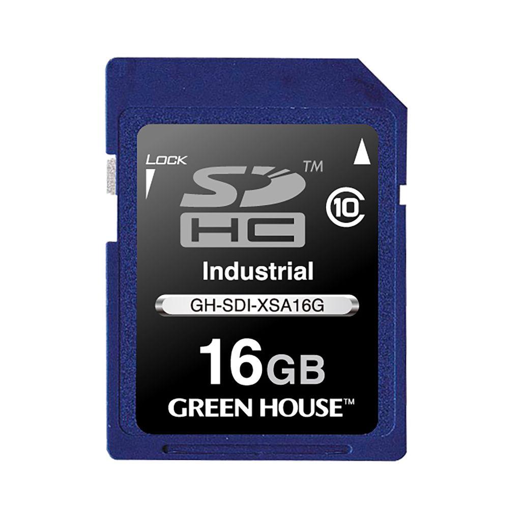 【新品/取寄品/代引不可】GH-SDI-XSA16G [16GB]
