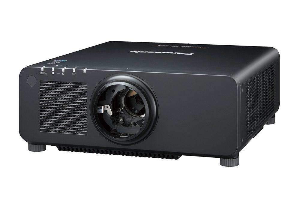 【新品/取寄品/代引不可】1チップDLP方式プロジェクター レンズなし(レーザー光源 WUXGA 6000lm) PT-RZ660JLB