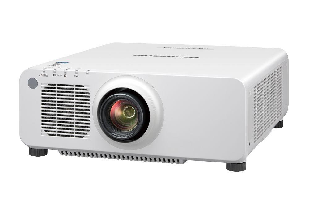 【新品/取寄品/代引不可】1チップDLP方式プロジェクター (レーザー光源 WXGA 7000lm) PT-RW730JW