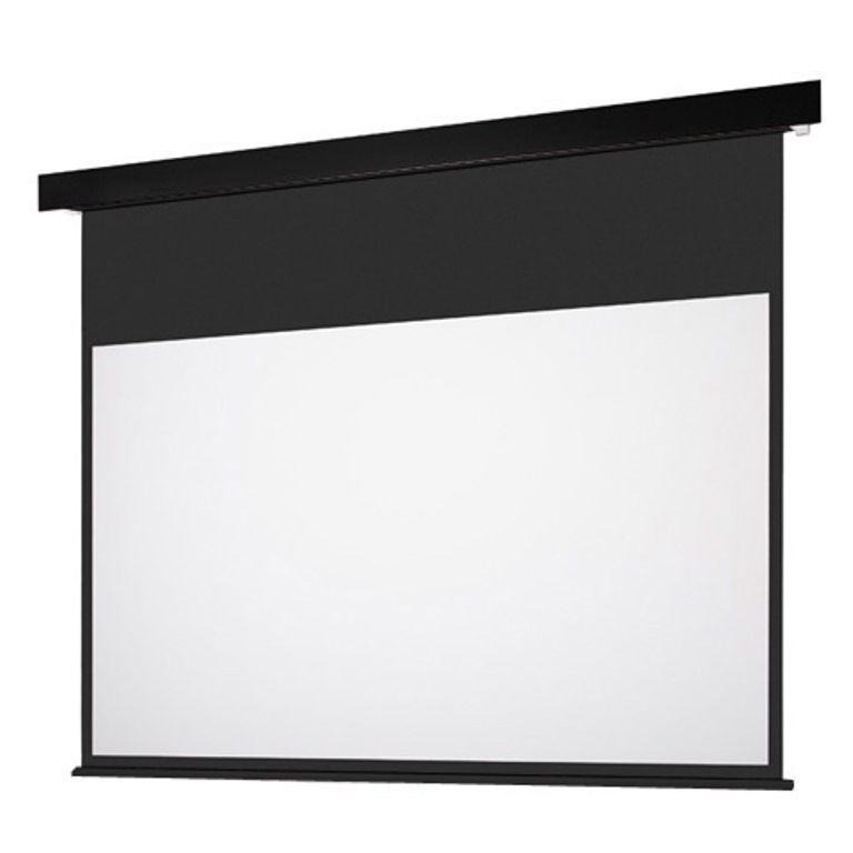 【新品/取寄品/代引不可】電動スクリーン 80インチ パネル黒 SEP-080HM-MRK3-WF302