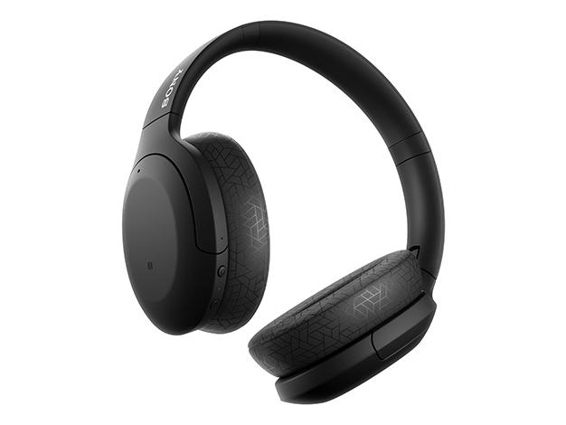 【新品/取寄品/代引不可】WH-H910N-B(ブラック) ワイヤレスノイズキャンセリングステレオヘッドセット