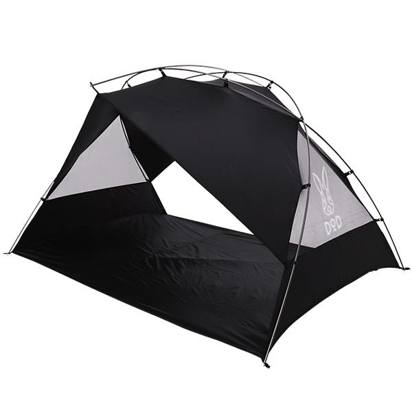 【新品/取寄品】DOD サカナシェード TT4-58-BK ピクニック キャンプ バーベキュー アウトドア