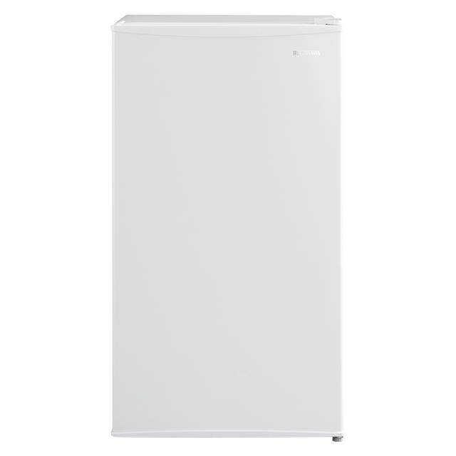 【新品/取寄品/代引不可】冷蔵庫 93L IRJD-9A-W