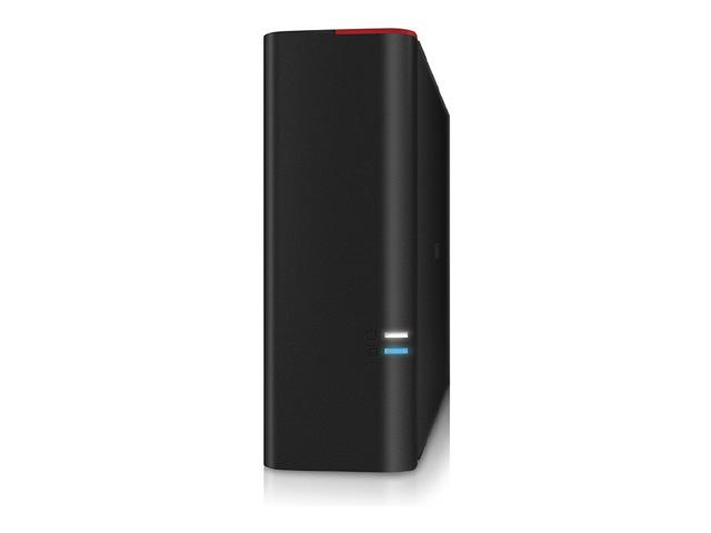 【新品/取寄品/代引不可】DRAMキャッシュ搭載 USB3.0用 外付けHDD(冷却ファン搭載) 6TB HD-GD6.0U3D