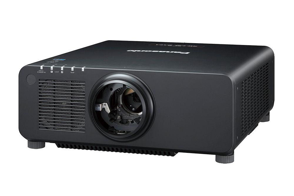 【新品/取寄品/代引不可】1チップDLP方式プロジェクター レンズなし(レーザー光源 WXGA 7000lm) PT-RW730JLB