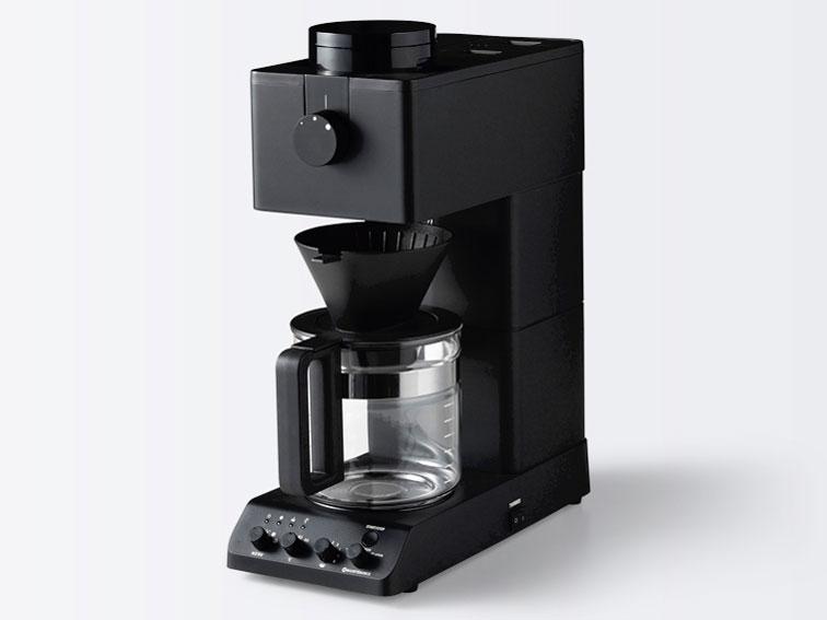 新品 在庫あり ツインバード 全自動コーヒーメーカー 高品質 !超美品再入荷品質至上! CM-D465B TWINBIRD