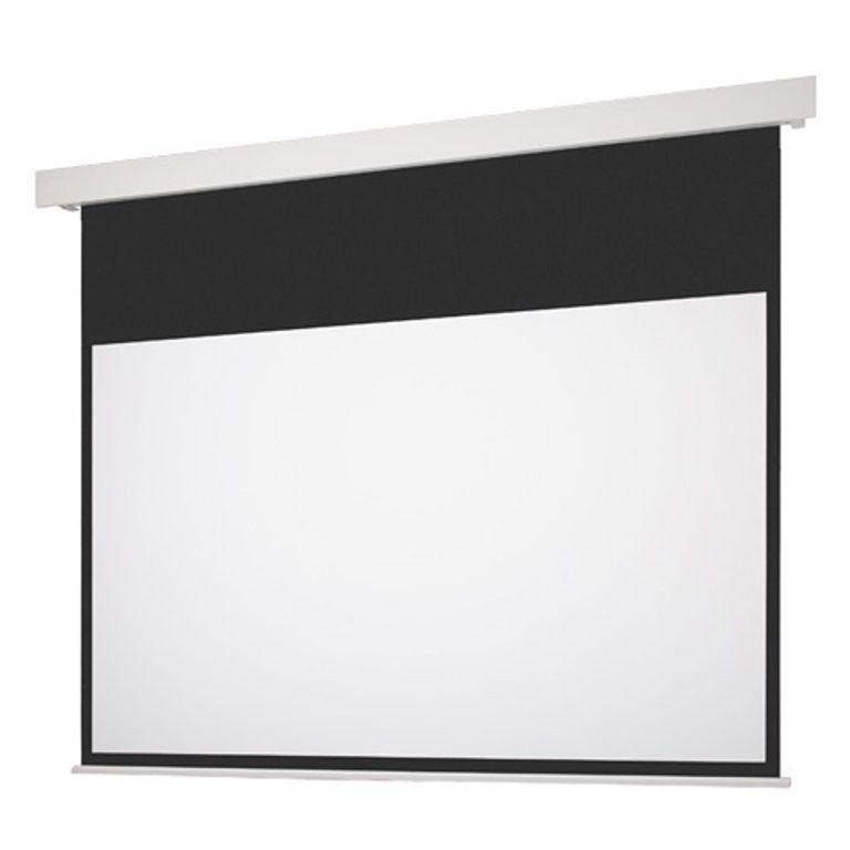 【新品/取寄品/代引不可】電動スクリーン 110インチ パネル白 SEP-110HM-MRW3-WF302