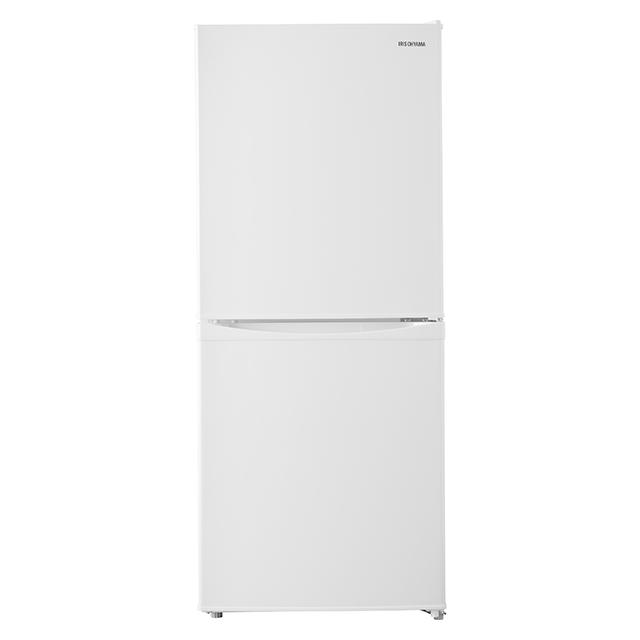 【新品/取寄品/代引不可】冷蔵庫 142L IRSD-14A-W