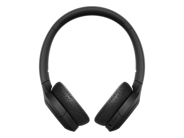 【新品/取寄品】ワイヤレスステレオヘッドセット ブラック WH-H810/B