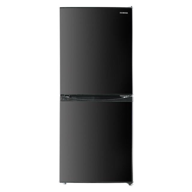 【新品/取寄品/代引不可】冷蔵庫 142L IRSD-14A-B
