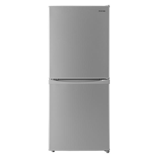 【新品/取寄品/代引不可】冷蔵庫 142L IRSD-14A-S