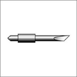 【新品/取寄品/代引不可】カッター刃φ1.5mm超硬刃 CB15U-5
