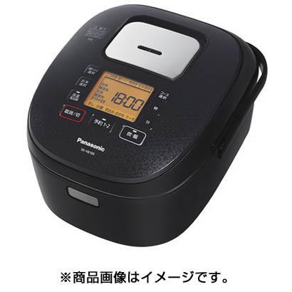 【新品/在庫あり】パナソニック 炊飯器 1升 IH式 SR-HB189-K ブラック