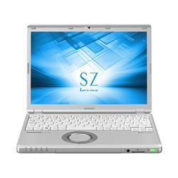 【新品/在庫あり】Let's note SZ6 CF-SZ6RDFVS SSD搭載 光学式ドライブ非内蔵 法人向けモデル