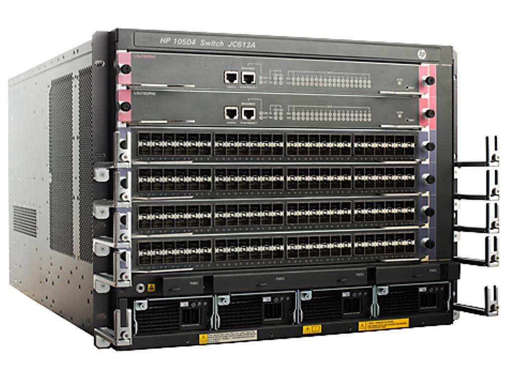 【新品/取寄品/代引不可】HP 10500 24p 1/10GBASE-T SF Module JG394A