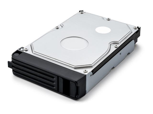 【新品/取寄品/代引不可】テラステーション 5000N、5400DWRシリーズ用オプション 交換用HDD 6TB OP-HD6.0WR