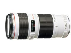 【新品/取寄品】Canon EF70-200mm F4L USM