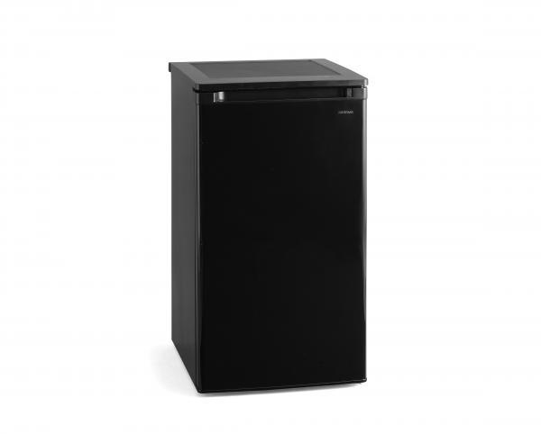 【新品/取寄品/代引不可】前開き式ノンフロン冷凍庫 60L IUSD-6A-B
