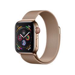 【新品/在庫あり】Apple Watch Series 4 GPS+Cellularモデル 40mm MTVQ2J/A [ゴールドミラネーゼループ]