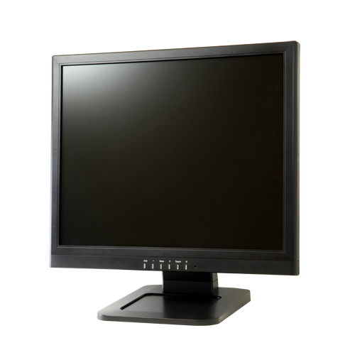 【新品/取寄品/代引不可】19型HDMI搭載スクウェア型 マルチインターフェース液晶モニター SN19TS