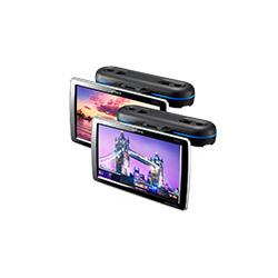 【新品/取寄品】9V型ワイドVGA プライベートモニター(2台セット) TVM-PW900T