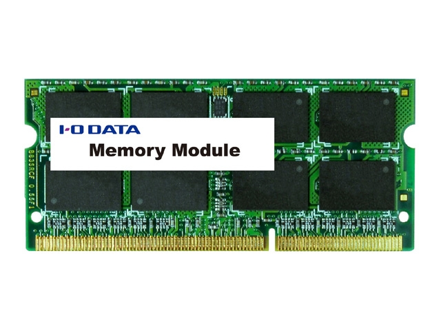 【新品/取寄品/代引不可】PC3L-12800(DDR3L-1600)対応ノートPC用メモリー 8GB SDY1600L-8GR