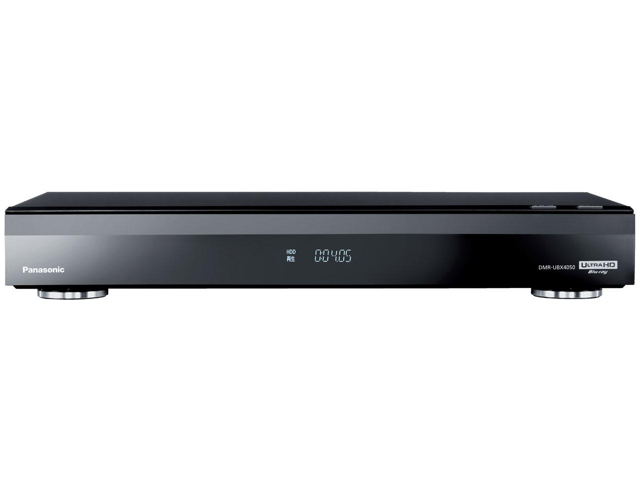 【新品/取寄品】DMR-UBX4050 おうちクラウドDIGA Ultra HD ブルーレイ再生対応 ブルーレイレコーダー