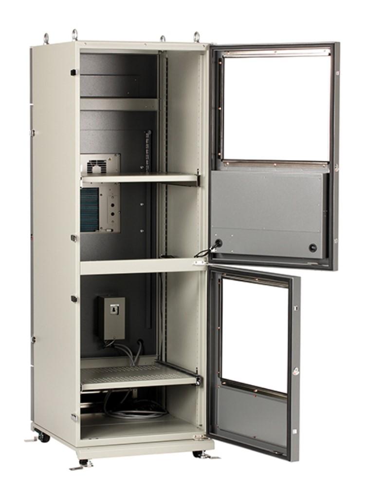 完売 新品 取寄品 代引不可 まもる君スタンダード 2枚扉 クーラー100V PS-172C-01E L 直営限定アウトレット