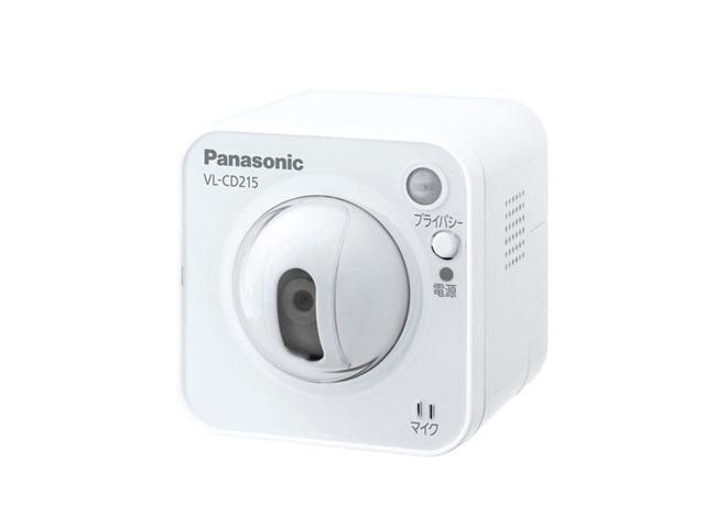 【新品/取寄品】センサーカメラ(屋内タイプ) VL-CD215