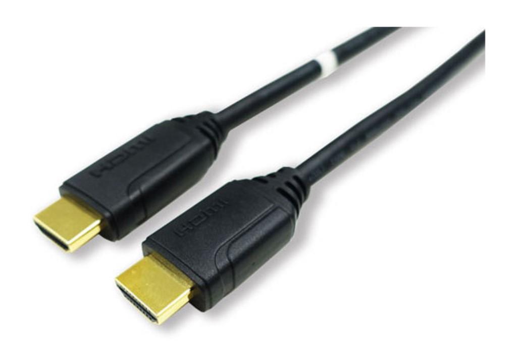 【新品/取寄品/代引不可】4Kフルスペック アクティブHDMIケーブル 15m HAM/AEF015MP