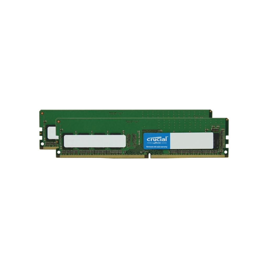 【新品/取寄品/代引不可】デスクトップPC用メモリ PC4-21300(DDR4-2666) 16GBx2枚 288pin Unbuffered DIMM(無期限保証)W4U2666CM-16G W4U2666CM-16G