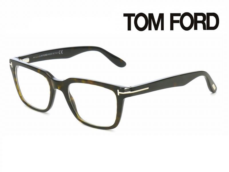 【新品/取寄品】トムフォード(TOM FORD) サングラス 眼鏡 5304 052(52) 伊達メガネ サングラス