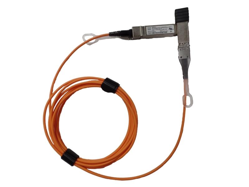 【新品/取寄品/代引不可】25GbE SFP28 to SFP28 3m Smart AOC ケーブル Q9S67A