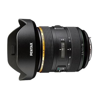 【新品/取寄品/代引不可】広角ズームレンズ HD PENTAX-DA★11-18mmF2.8ED DC AW (フード・ケース付)