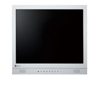 【新品/取寄品/代引不可】17インチ TFTモニタ(1280x1024/D-Sub15Pinx1/コンポジット(BNC)x1/スピーカー/フリーマウント/セレーングレイ) FDS1703-FGY