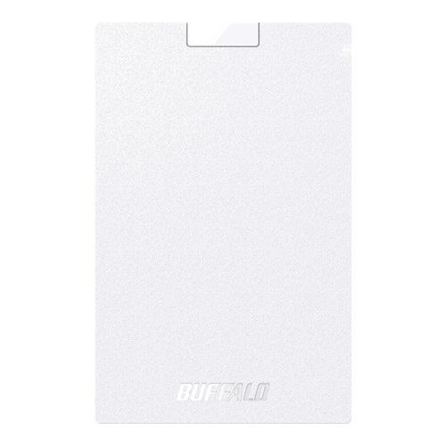 【新品/取寄品/代引不可】USB3.1(Gen1)ポータブルSSD 960GB ホワイト SSD-PG960U3-WA