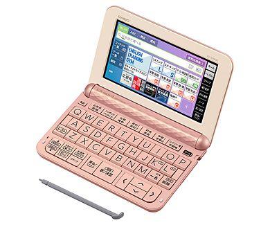 【新品/在庫あり】電子辞書 EX-word 高校生向け・学習モデル XD-Z4800PK ピンク